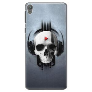 Plastové puzdro iSaprio - Skeleton M - Sony Xperia E5