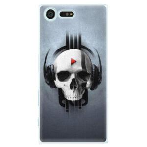 Plastové puzdro iSaprio - Skeleton M - Sony Xperia X Compact