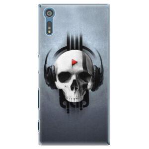 Plastové puzdro iSaprio - Skeleton M - Sony Xperia XZ