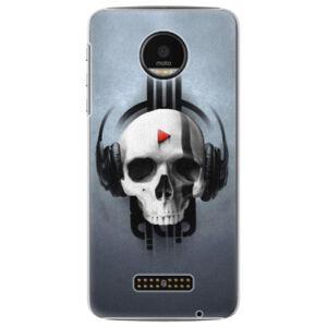 Plastové puzdro iSaprio - Skeleton M - Lenovo Moto Z