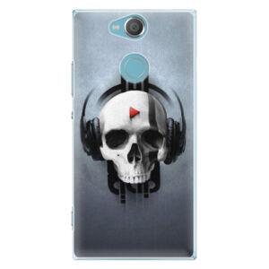 Plastové puzdro iSaprio - Skeleton M - Sony Xperia XA2