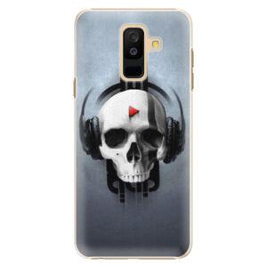 Plastové puzdro iSaprio - Skeleton M - Samsung Galaxy A6+