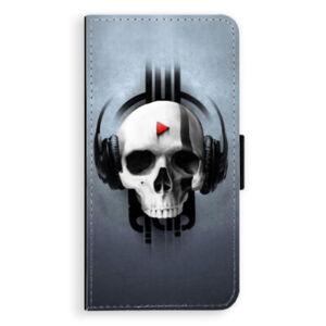 Flipové puzdro iSaprio - Skeleton M - iPhone XS Max