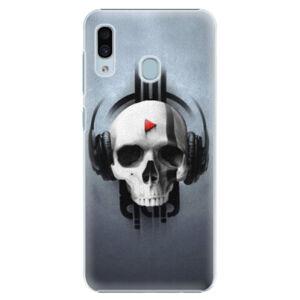 Plastové puzdro iSaprio - Skeleton M - Samsung Galaxy A30