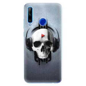 Odolné silikónové puzdro iSaprio - Skeleton M - Huawei Honor 20 Lite