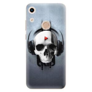 Odolné silikónové puzdro iSaprio - Skeleton M - Huawei Honor 8A