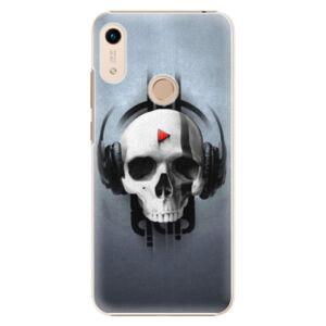 Plastové puzdro iSaprio - Skeleton M - Huawei Honor 8A