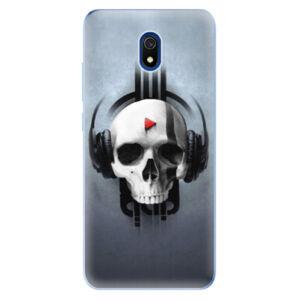 Odolné silikónové puzdro iSaprio - Skeleton M - Xiaomi Redmi 8A