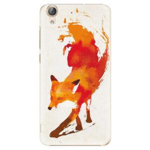 Plastové puzdro iSaprio - Fast Fox - Huawei Y6 II