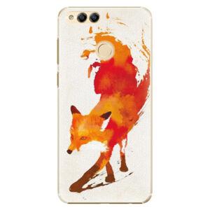 Plastové puzdro iSaprio - Fast Fox - Huawei Honor 7X