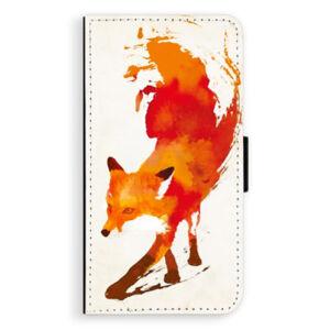 Flipové puzdro iSaprio - Fast Fox - Huawei P10 Plus