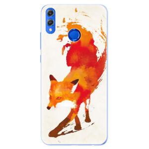 Silikónové puzdro iSaprio - Fast Fox - Huawei Honor 8X