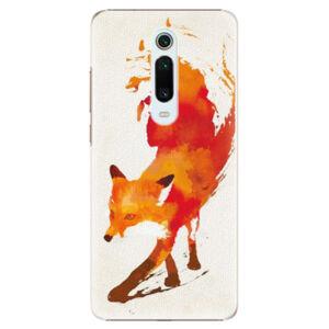 Plastové puzdro iSaprio - Fast Fox - Xiaomi Mi 9T Pro