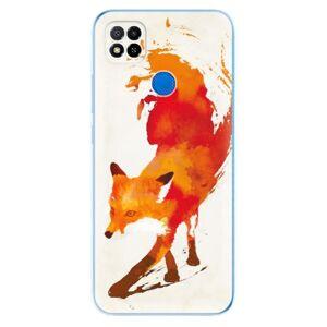 Odolné silikónové puzdro iSaprio - Fast Fox - Xiaomi Redmi 9C