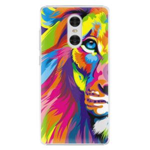 Plastové puzdro iSaprio - Rainbow Lion - Xiaomi Redmi Pro