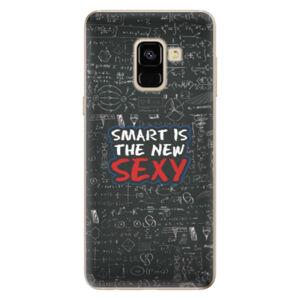 Odolné silikónové puzdro iSaprio - Smart and Sexy - Samsung Galaxy A8 2018