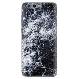 Silikónové puzdro iSaprio - Cracked - Huawei Honor 9