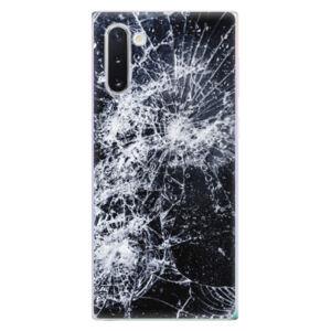 Odolné silikónové puzdro iSaprio - Cracked - Samsung Galaxy Note 10
