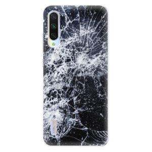 Odolné silikónové puzdro iSaprio - Cracked - Xiaomi Mi A3