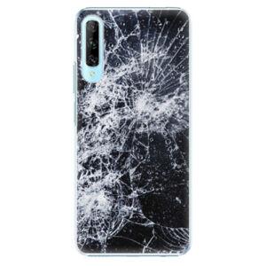 Plastové puzdro iSaprio - Cracked - Huawei P Smart Pro