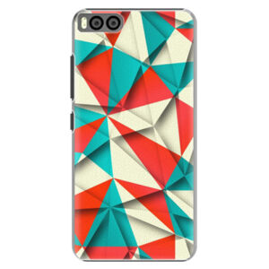 Plastové puzdro iSaprio - Origami Triangles - Xiaomi Mi6