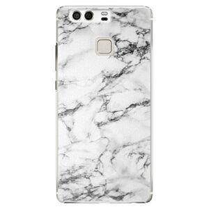 Plastové puzdro iSaprio - White Marble 01 - Huawei P9