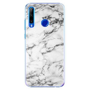 Plastové puzdro iSaprio - White Marble 01 - Huawei Honor 20 Lite