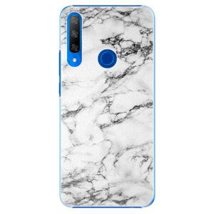 Plastové puzdro iSaprio - White Marble 01 - Huawei Honor 9X