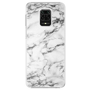 Plastové puzdro iSaprio - White Marble 01 - Xiaomi Redmi Note 9 Pro / Note 9S