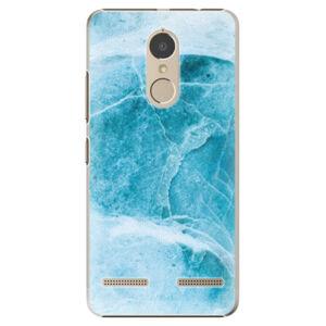 Plastové puzdro iSaprio - Blue Marble - Lenovo K6