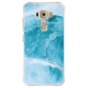 Plastové puzdro iSaprio - Blue Marble - Asus ZenFone 3 ZE520KL