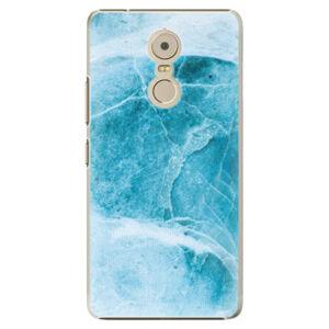 Plastové puzdro iSaprio - Blue Marble - Lenovo K6 Note