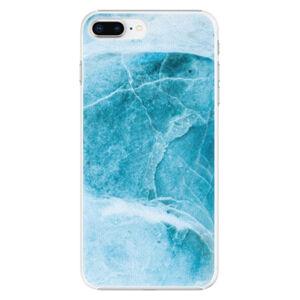 Plastové puzdro iSaprio - Blue Marble - iPhone 8 Plus