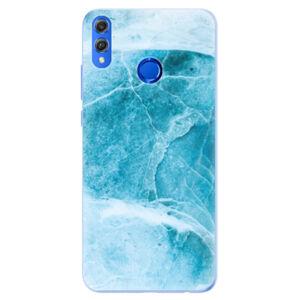 Silikónové puzdro iSaprio - Blue Marble - Huawei Honor 8X