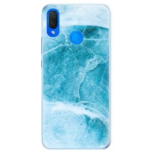 Silikónové puzdro iSaprio - Blue Marble - Huawei Nova 3i