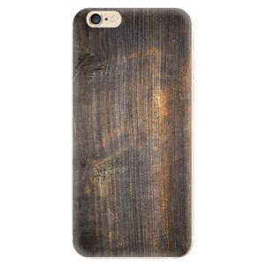 Odolné silikónové puzdro iSaprio - Old Wood - iPhone 6/6S