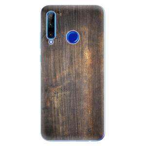 Odolné silikónové puzdro iSaprio - Old Wood - Huawei Honor 20 Lite