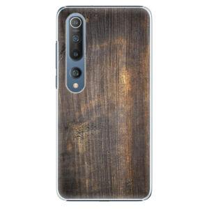 Plastové puzdro iSaprio - Old Wood - Xiaomi Mi 10 / Mi 10 Pro