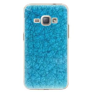 Plastové puzdro iSaprio - Shattered Glass - Samsung Galaxy J1 2016