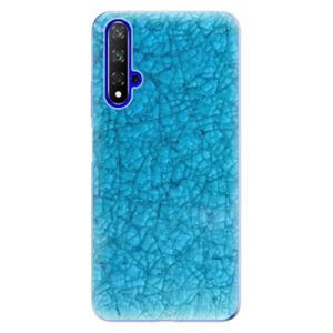 Odolné silikónové puzdro iSaprio - Shattered Glass - Huawei Honor 20