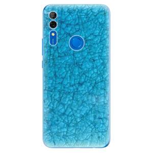 Odolné silikónové puzdro iSaprio - Shattered Glass - Huawei P Smart Z