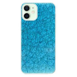 Odolné silikónové puzdro iSaprio - Shattered Glass - iPhone 12 mini