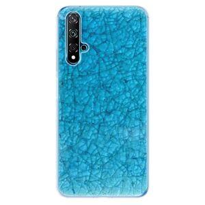 Odolné silikónové puzdro iSaprio - Shattered Glass - Huawei Nova 5T