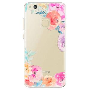 Plastové puzdro iSaprio - Flower Brush - Huawei P10 Lite