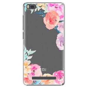 Plastové puzdro iSaprio - Flower Brush - Xiaomi Mi4C