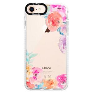 Silikónové púzdro Bumper iSaprio - Flower Brush - iPhone 8