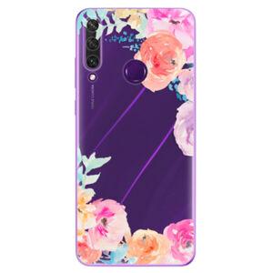 Odolné silikónové puzdro iSaprio - Flower Brush - Huawei Y6p