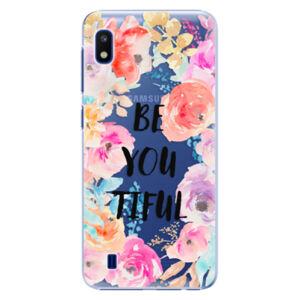 Plastové puzdro iSaprio - BeYouTiful - Samsung Galaxy A10
