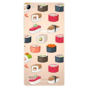 Plastové puzdro iSaprio - Sushi Pattern - Sony Xperia Z2