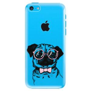 Plastové puzdro iSaprio - The Pug - iPhone 5C